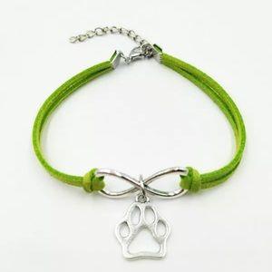 Jewelry - Paw print Bracelet